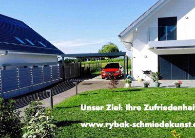 Unser Ziel: Ihre Zufriedenheit  www.rybak-schmiedekunst.de